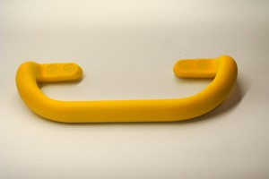 12 Inch Grab Handle Yellow