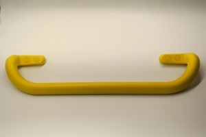 18 Inch Grab Handle Yellow
