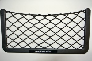 Seat Back Netting