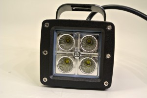 LED Power Floodlight 4 Power LED 20 Watt