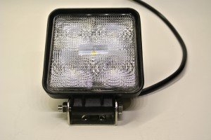 Square LED Lamp 5 Power LED 18 Watt